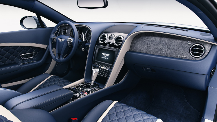 Now You Can Order a Bentley With Real Stone Trim
