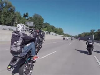 Motorcycle Stunts Lead To The World's Most Predictable Crashes