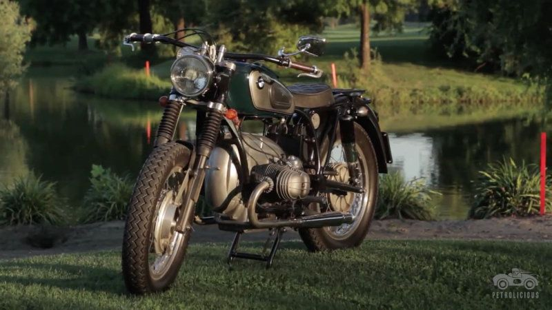 Tailor-Made BMW Motorcycles Presented by Petrolicious