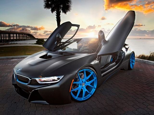 Wheels Boutique Creates Best Looking BMW i8 We've Ever Seen