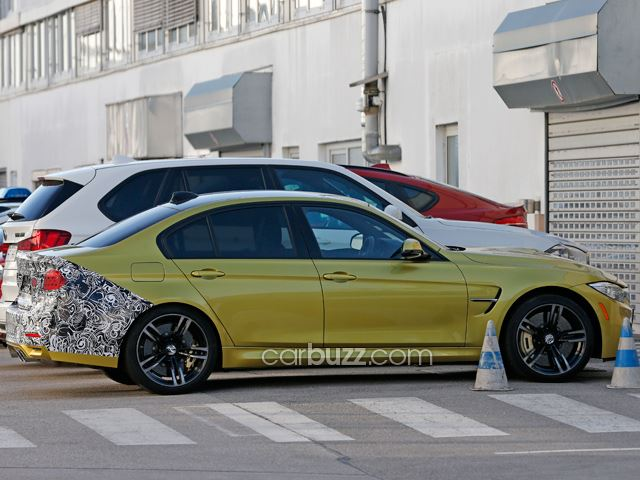 BMW M3 Is Getting a Facelift Already: This Is Your First Look