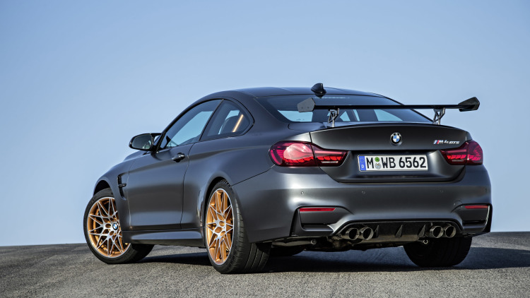 BMW M Models Will Stay Rear-Wheel Drive As Long As Possible