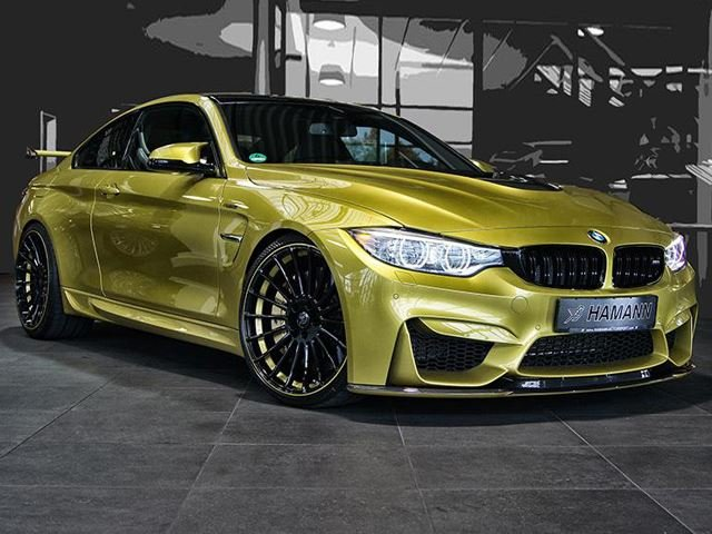 Hamann Previews Wild Upgrade Package for BMW M4