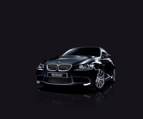 BMW presents M3 matte edition for China