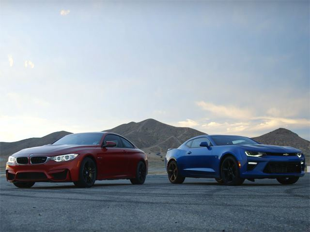 The New Chevrolet Camaro Ss Vs. The Bmw M4? Yeah, So This Happened