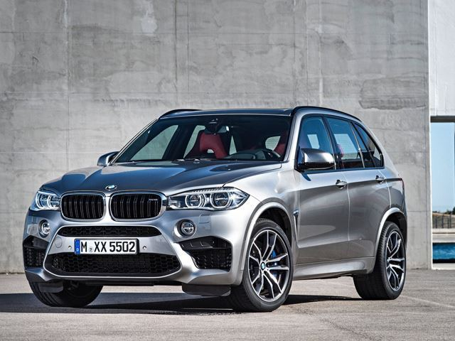 BMW's David and Goliath: X5 M vs. 1M Coupe