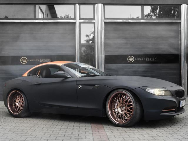 Bmw Z4 Steampunk D By Carlex Design