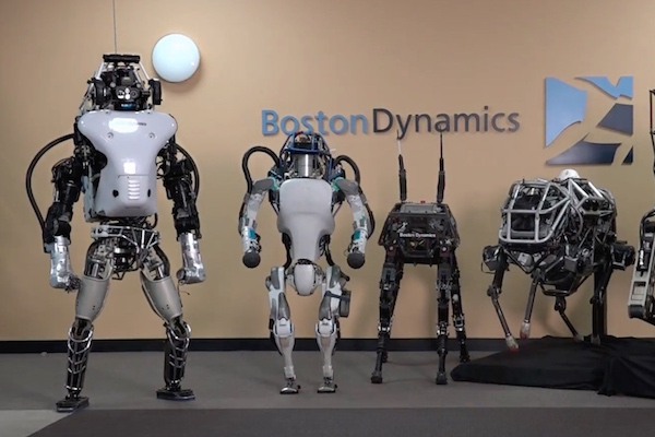Toyota Wants To Buy Google Robotics Division Boston Dynamics