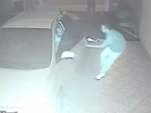 This is How People Deal With Carjackers in Brazil