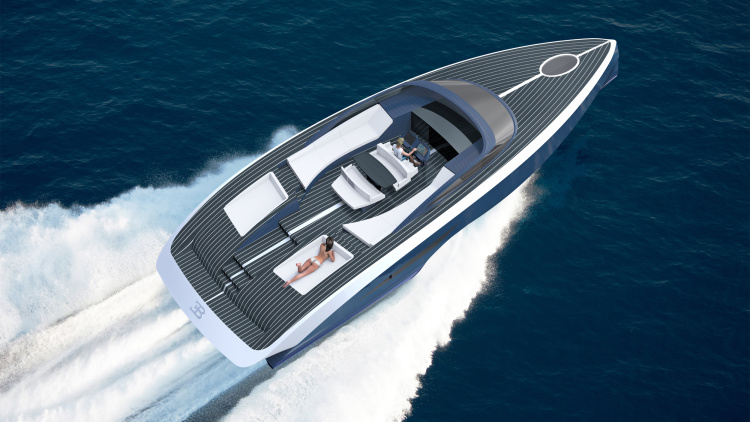 Bugatti Sets Sail with Carbon-Fiber Yachts for the Ultra-Rich
