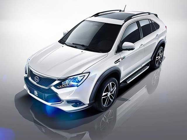 China's BYD Has Built a 505-Horsepower SUV that Actually Doesn't Look Like a Complete Disaster
