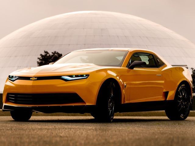 Seriously?! The 2018 Transformers Movie Will Be a Bumblebee Spin-Off Starring a Camaro