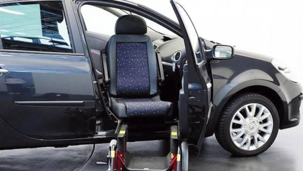 Cars For Disabled 85 Reduction In Tariffs Localized