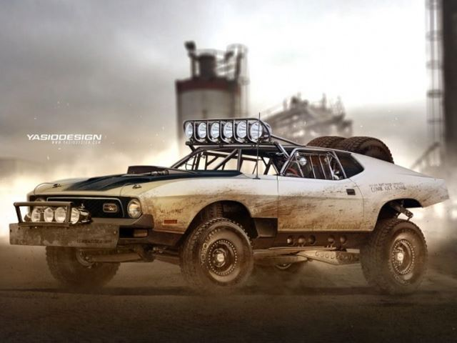 9 Heavily Modified Cars That Ll Guarantee Your Zombie