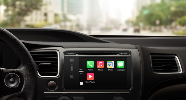 Apple Announces CarPlay In-Car iPhone Interface