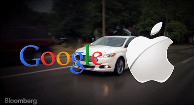 Apple vs. Google in the Battle for Your Car
