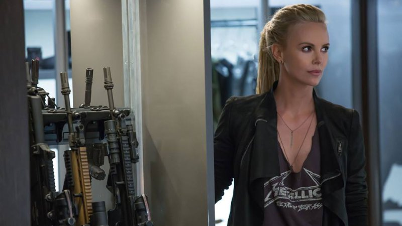 Charlize Theron Is Fast 8's Villain, Cipher