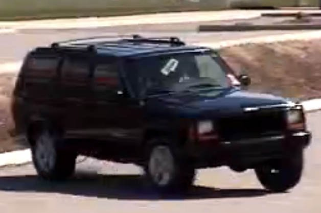 Here's Why You Shouldn't Try to Drift a Jeep Cherokee