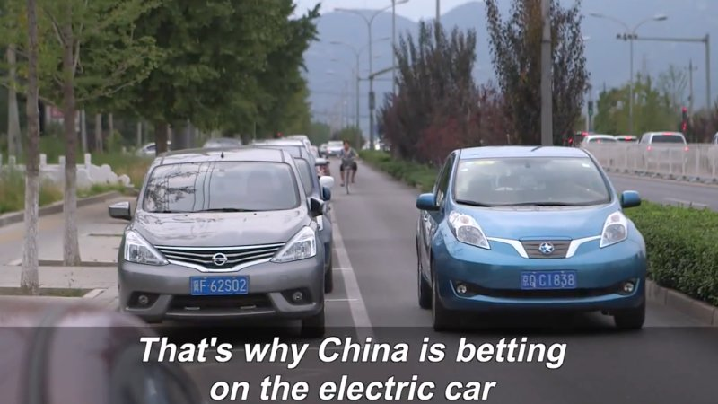 Why China Will Soon Lead the Electric Vehicle Market