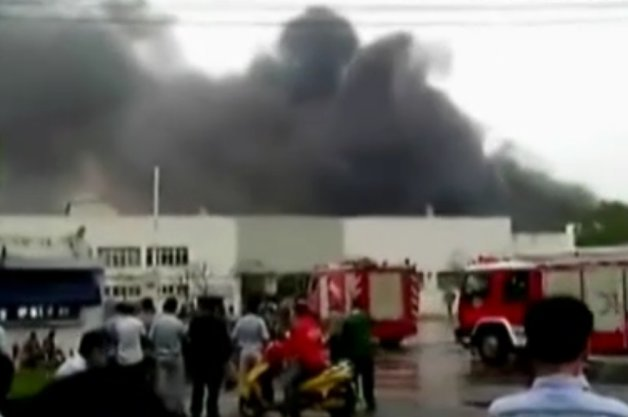 Police Arrest Chairman, Managers of Chinese Auto Parts Firm Whose Factory Blast Killed 75