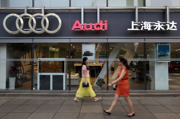 China Probing German Automakers Over Spare Parts