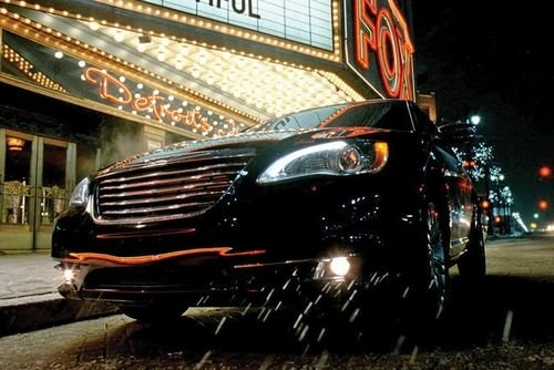 Five most watched car ads of 2011 localized for Mega motors loop 12