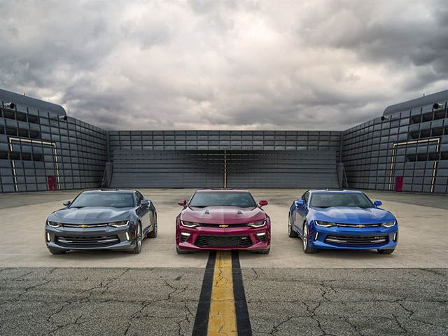 Motor Trend's Car of the Year Is a…Muscle Car?