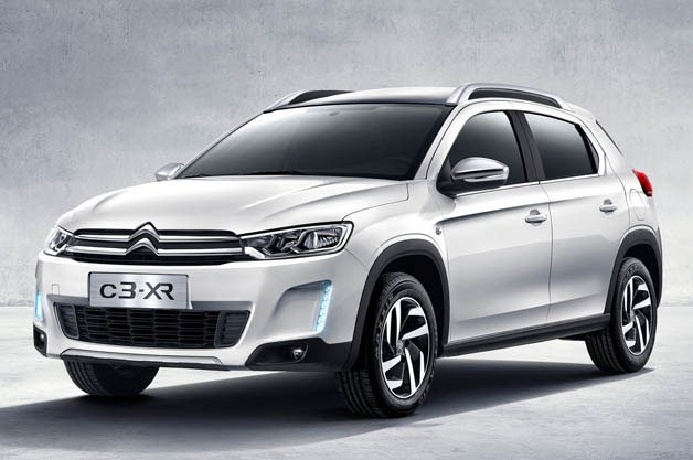 Citroen Presents New C3-XR Crossover for China