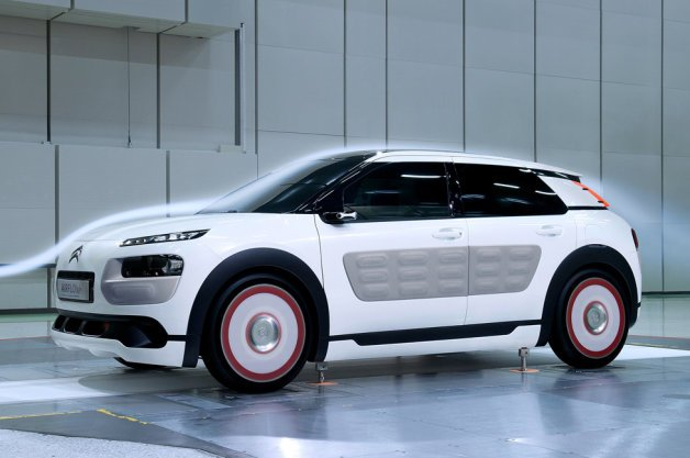Citroen C4 Cactus Airflow 2L Promises 1.67L/100km, No Door Dings
