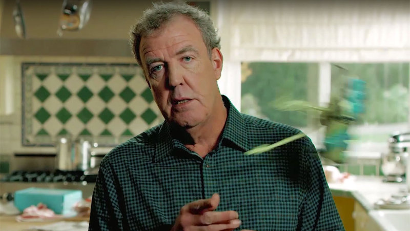 Watch Jeremy Clarkson Eexplain Amazon Drone Delivery