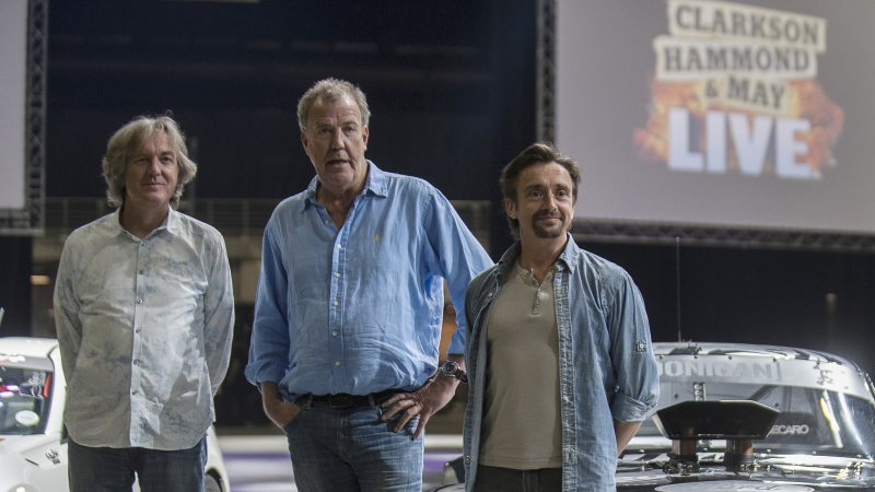 Clarkson Confirms New Amazon Show Won't Be Called Gear Knobs