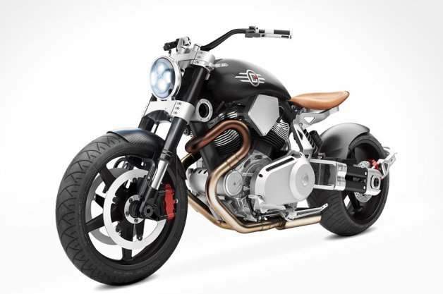 Confederate Motorcycles Launches X132 Hellcat Speedster