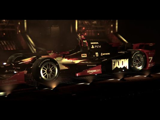 'Doom' Comes To Indianapolis Motor Speedway