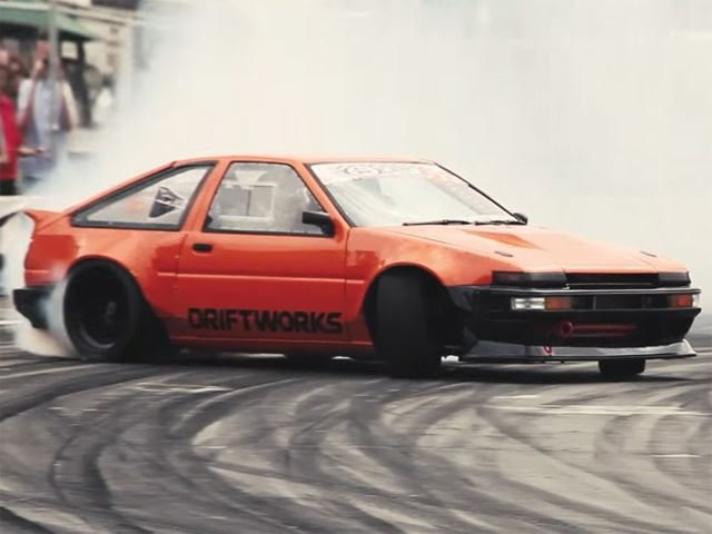 Want to See How a Drift Car is Made? Watch This