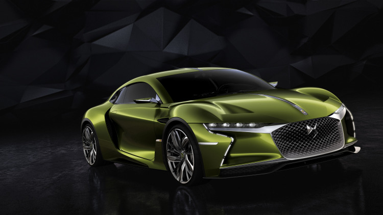 DS E-Tense Concept Imagines An Electric GT With French Style