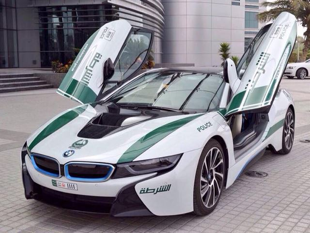 This Is Why We Think the Dubai Police Force Is Awesome