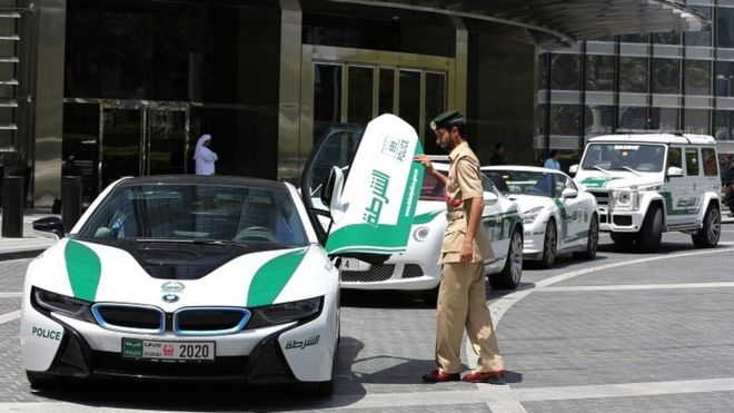 Dubai Police Crack Down On Speed-Seekers By Seizing 81 Cars