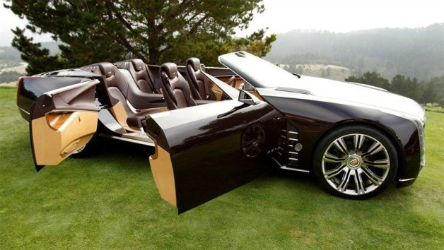 No, Eminem Is Not Giving Away the Cadillac Ciel Concept, Facebookers