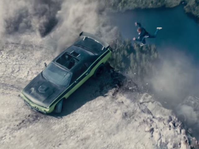 Furious 7 Had the Most Mistakes of Any Movie for All of 2015