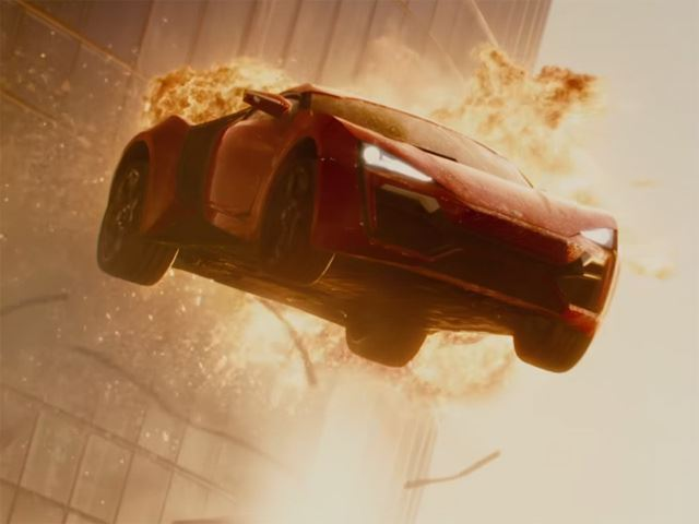 There's a New Furious 7 Trailer and It's For TV!