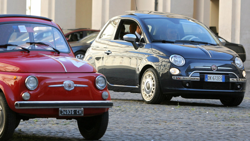 Fiat to Reveal New 500 on July 4