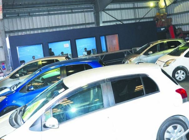 Sale Of Seized Cars