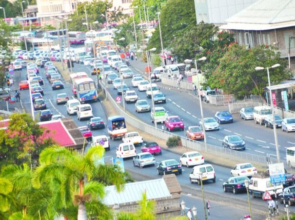 7000 New Vehicles On Our Roads In 2013