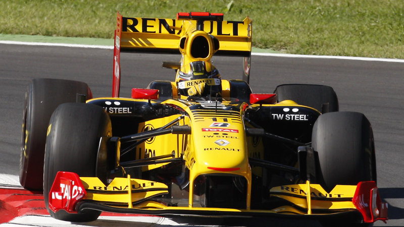 Renault in Talks to Take Over Force India F1 Team