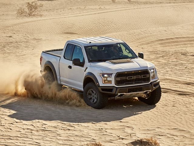What Does The 'Baja' Button On The New Ford F-150 Raptor Do?