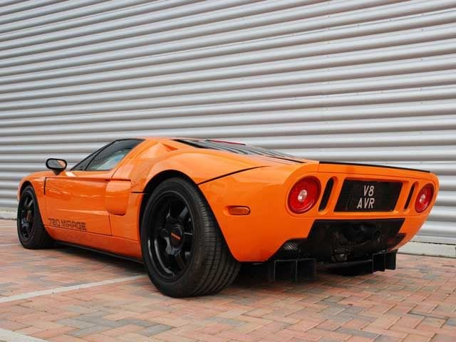 Ford GT Mirage 720