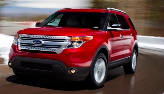 2011 Ford Explorer a Top Safety Pick for first time