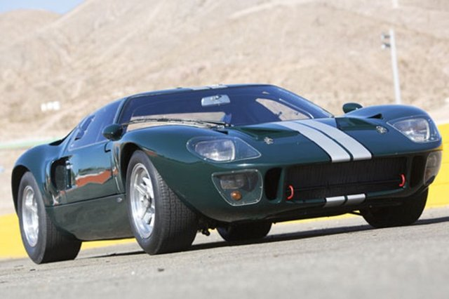 Rare 1965 Ford GT40 Could Fetch $3 Million at Auction