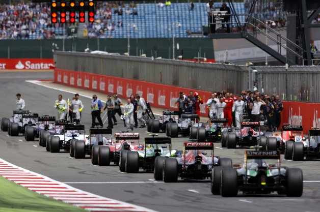 FIA Confirms 20-Race F1 Calendar for 2015