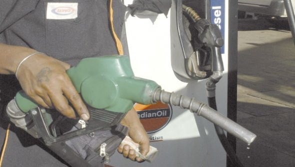 The Price of Gasoline and Diesel Remain Unchanged